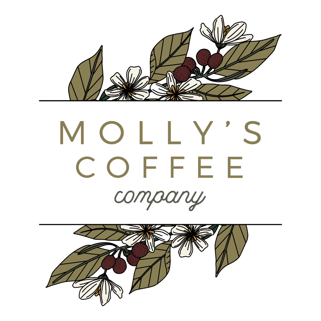 Molly's Coffee Company Logo